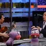 Rob Schneider en 'El hormiguero'