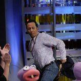 Rob Schneider con Barrancas