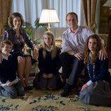 La familia Real en '23-F: El día más dificil del Rey'