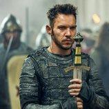 Jonathan Rhys Meyers es Heahmund en 'Vikings'