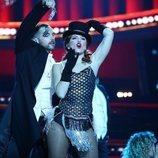 Mimi como Nicole Kidman en la Gala 14 de 'Tu cara me suena'