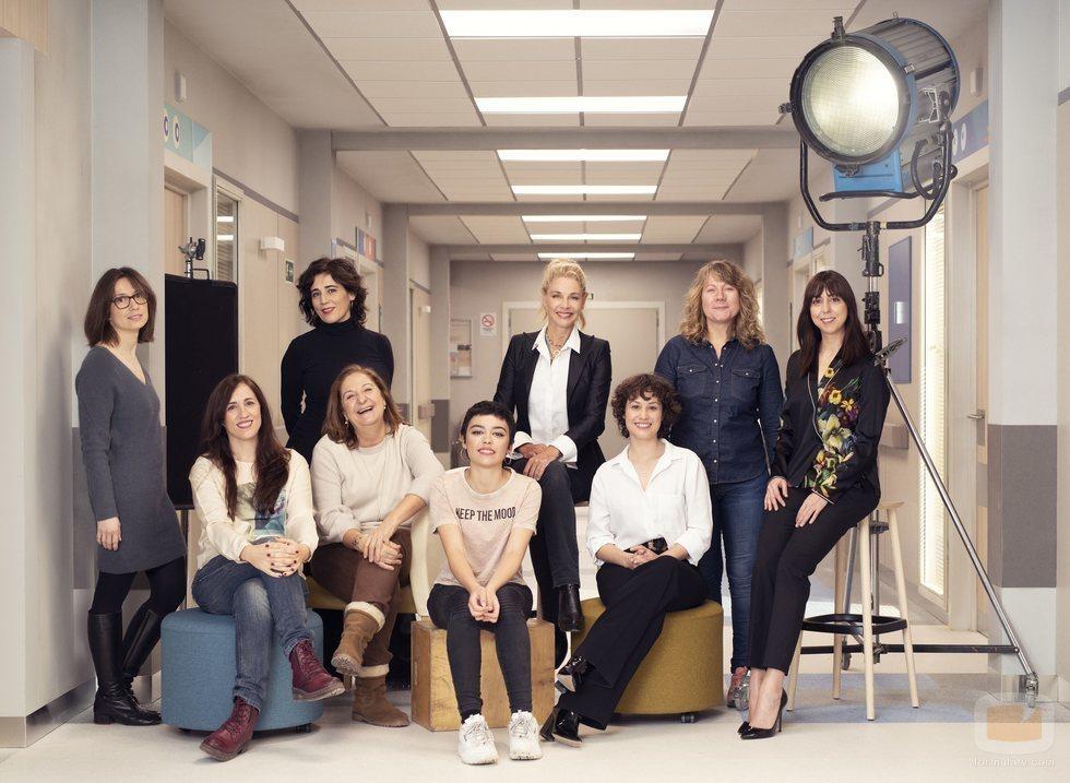 'Madres', la serie de Telecinco donde mandan las mujeres