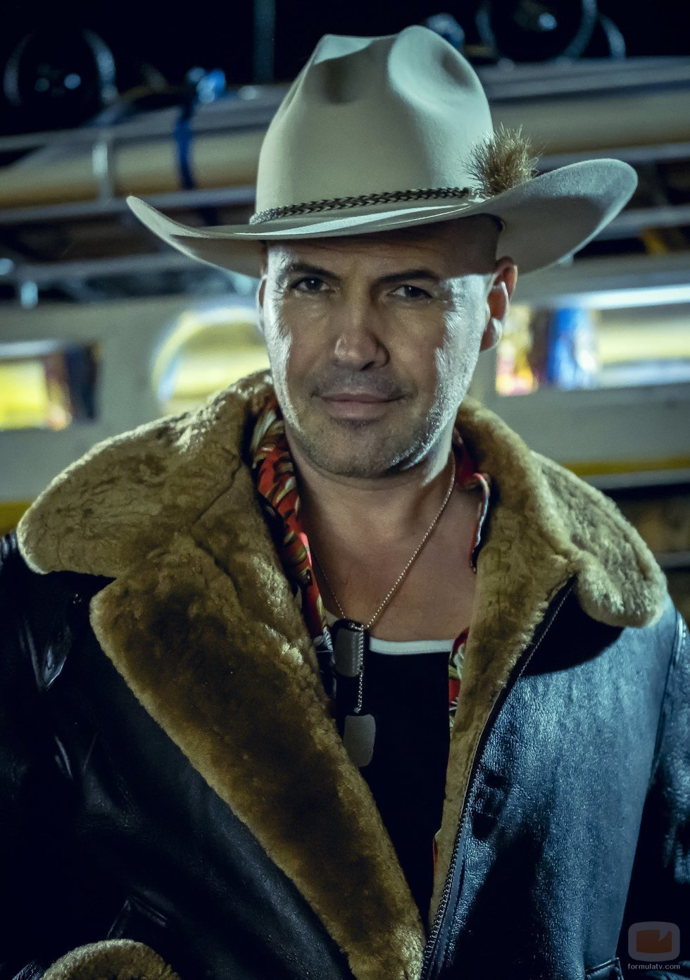 Billy Zane en 'Curfew (Toque de queda)'