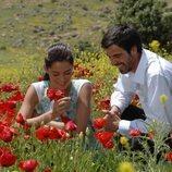 Cansu Dere y Mehmet Akif Alakurt encarnan a Sila y Boran, protagonistas de 'Sila'