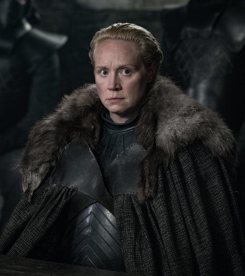 Brienne de Tarth en la octava temporada de 'Juego de Tronos'