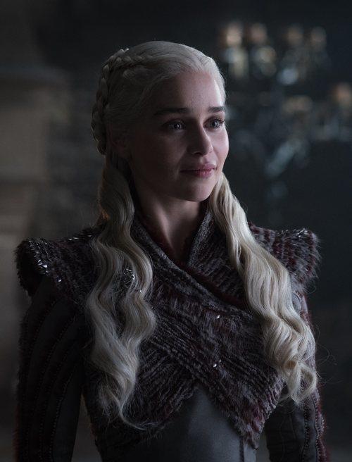 Daenerys Targaryen en la octava temporada de 'Juego de Tronos'