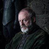 Davos Seaworth en la octava temporada de 'Juego de Tronos'