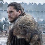 Jon Nieve en la octava temporada de 'Juego de Tronos'