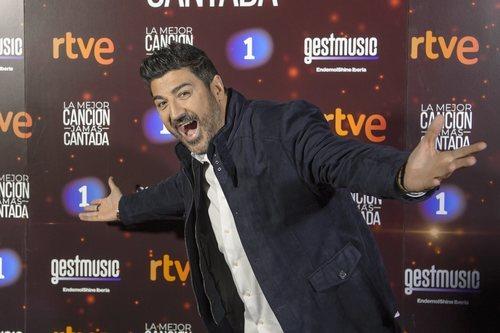 Tony Aguilar, miembro del jurado de 'La mejor canción jamás cantada'