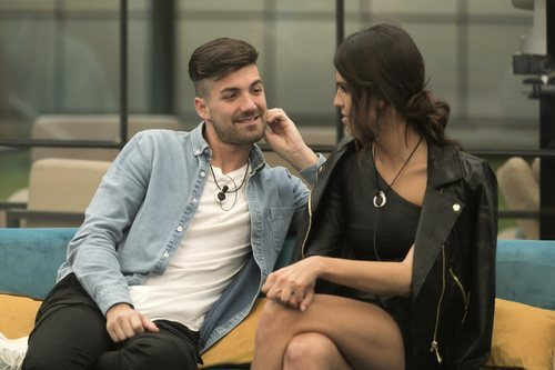 Sofía Suescun y Alejandro Albalá en la gala 6 de 'GH Dúo'