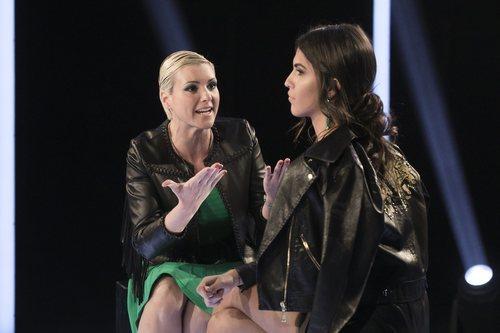 María Jesús y Sofía Suescun durante la gala 6 de 'GH Dúo'