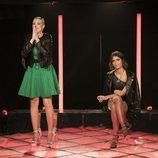 Sofía y María Jesús Ruiz durante la gala 6 de 'GH Dío'