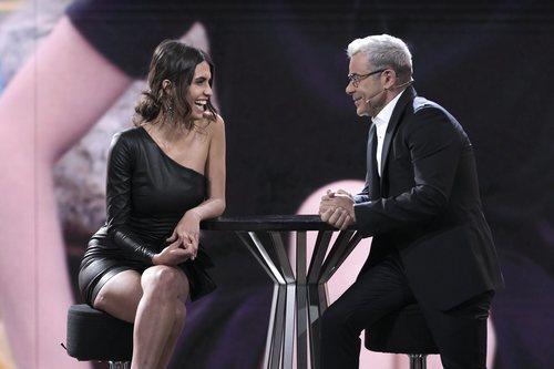 Sofía Suescun y Jorge Javier Vázquez en la gala 6 de 'GH Dúo'