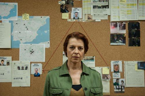 Elisabet Gelabert en la segunda temporada de 'Gigantes'