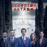 Cartel oficial de la serie 'Secretos de Estado'
