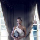Michelle Calvó y Miryam Gallego, protagonistas de la serie 'Secretos de Estado'