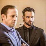 Jesús Castro interpreta al jefe de Seguridad del Presidente en la serie 'Secretos de Estado'