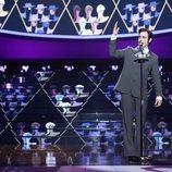 Carlos Baute como Manolo Escobar en la gala final de 'Tu cara me suena'