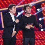 Jordi Coll, quinto finalista en la gala final de 'Tu cara me suena 7'