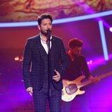 Manu Carrasco es el invitado especial de la gala final de 'Tu cara me suena 7'
