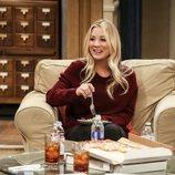 Penny sonríe en la temporada 12 de 'The Big Bang Theory'