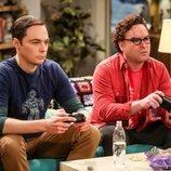 Leonard y Sheldon juegan a la Xbox en la temporada 12 de 'The Big Bang Theory'