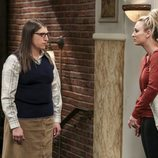 Amy y Penny en la temporada 12 de 'The Big Bang Theory'