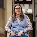 Amy Farrah Fowler en la temporada 12 de 'The Big Bang Theory'