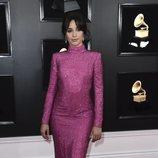 Camila Cabello, en la alfombra roja de los Premios Grammy 2019