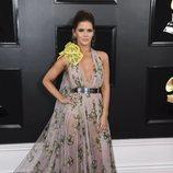 Maren Morris, en la alfombra roja de los Premios Grammy 2019