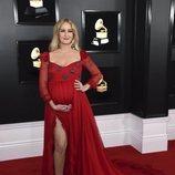Margo Price, en la alfombra roja de los Premios Grammy 2019