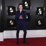 Shawn Mendes, en la alfombra roja de los Premios Grammy 2019
