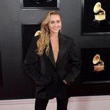 Miley Cyrus, en la alfombra roja de los Premios Grammy 2019