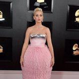 Katy Perry, en la alfombra roja de los Premios Grammy 2019