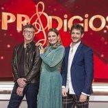 El jurado de 'Prodigios', el programa de talentos de RTVE