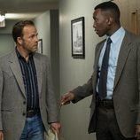 Stephen Dorff y Mahershala Ali en la tercera temporada de 'True Detective'