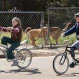 Lena McCarthy y Phoenix Elkin en la tercera temporada de 'True Detective'