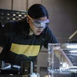 Carlos Valdes en la quinta temporada de 'The Flash', de The CW