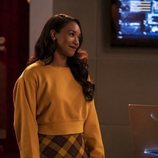 Candice Patton en la quinta temporada de 'The Flash', de The CW