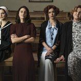 Melina Matthews, Macarena García, Patricia López Arnaiz y Ana Wagener en 'La otra mirada'