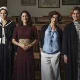 Las profesoras de la 'La otra mirada', en su segunda temporada