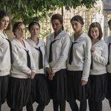 Las alumnas de la 'La otra mirada', en su segunda temporada