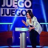 Silvia Abril en el plató de 'Juego de juegos'