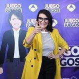 Silvia Abril en la presentación de 'Juego de juegos'