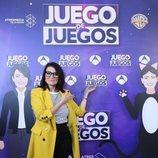 Silvia Abril durante la presentación de 'Juego de juegos'
