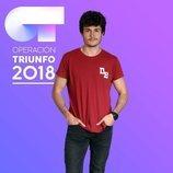 Miki Núñez posa en una imagen promocional de 'OT 2018'