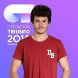 Miki Núñez, en una imagen promocional de 'OT 2018'