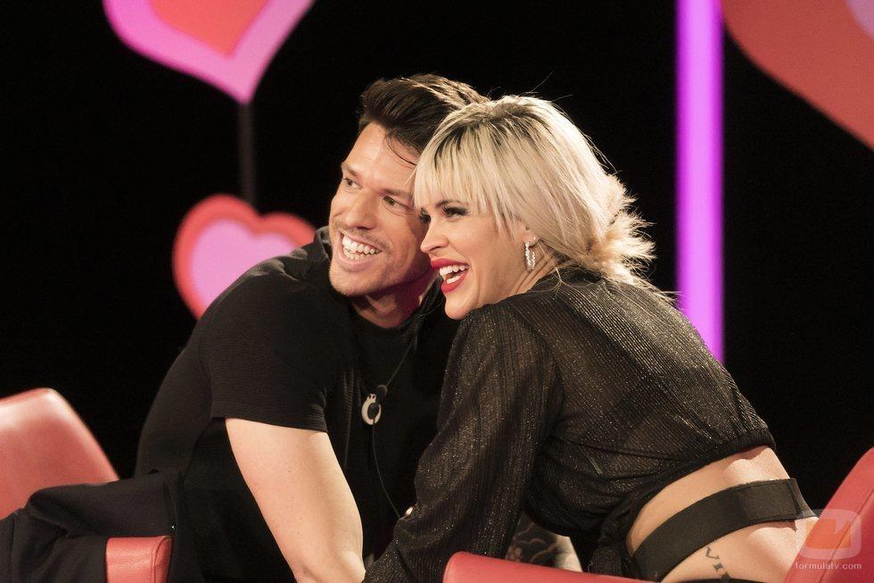 Ylenia Padilla se reencuentra con Fede en la Gala 7 de 'GH Dúo'