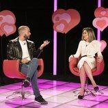 Antonio Tejado y Candela Acevedo se reencuentran en la Gala 7 de 'GH Dúo'