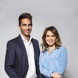 Carme Chaparro y Santi Burgoa presentan 'Cuatro al día'